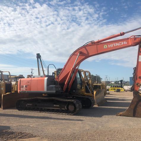 Hitachi 240ZX Excavator