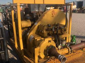 Water pumps, centrifugal, triplex, and combination