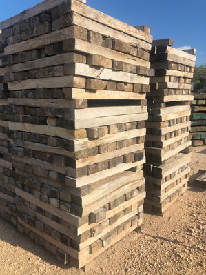 Oak skids for rent or purchase