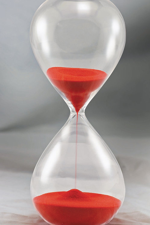 Hourglass Sand Timer 30 Minutes