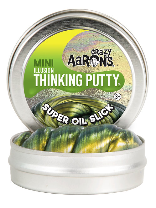 MINI SUPER OIL SLICK - ILLUSION THINKING PUTTY