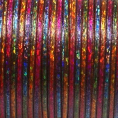 Rexlace Tie Dye 100 Foot Spool - Red Tie Dye