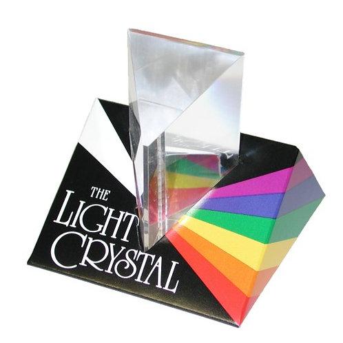 """Light Crystal Prism 2.5"""""""