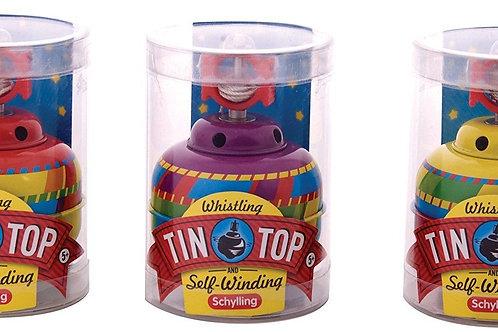Whistling Tin Top