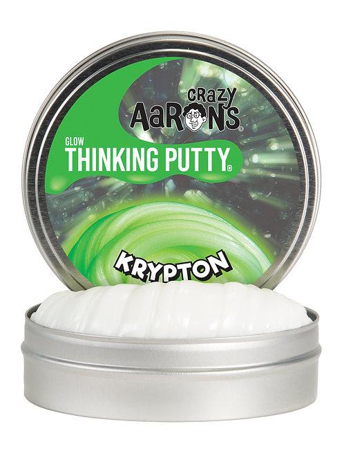 KRYPTON - GLOW IN THE DARK THINKING PUTTY