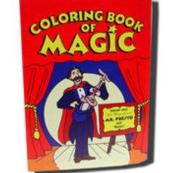 Mini Magic Coloring Book
