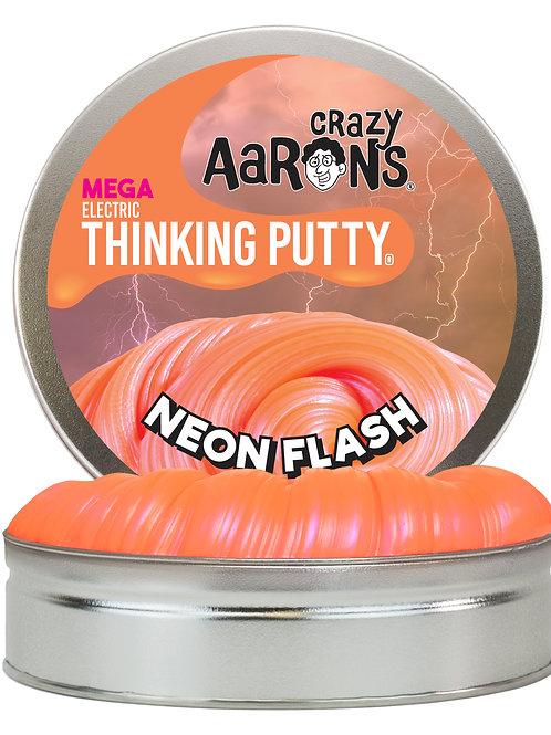 MEGA NEON FLASH - Thinking Putty - Mega Tin