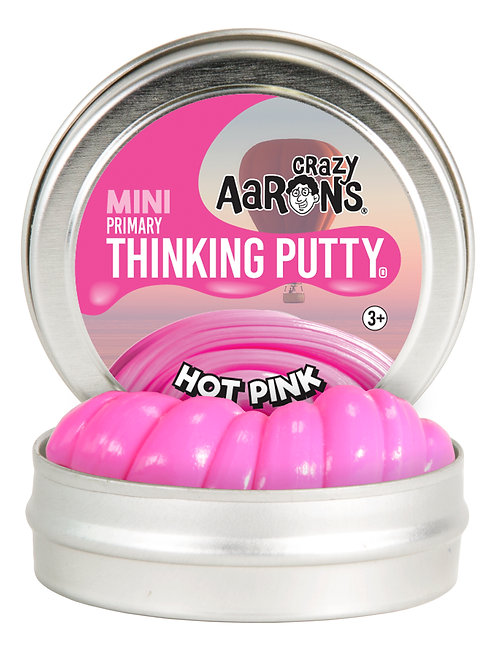 MINI HOT PINK - THINKING PUTTY
