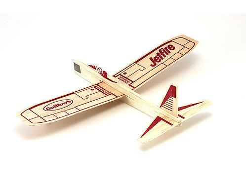 Jetfire Balsa Glider