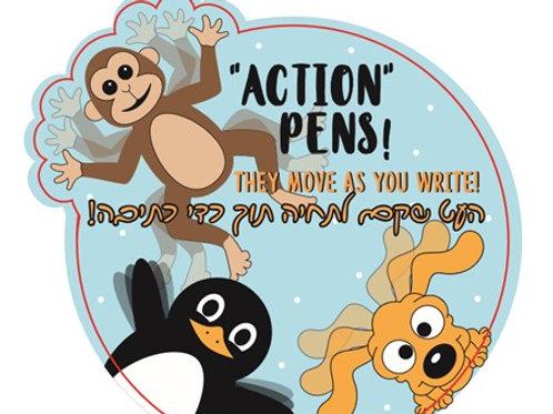 Action Pen Assortment Pack