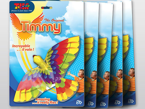 Timmy Bird