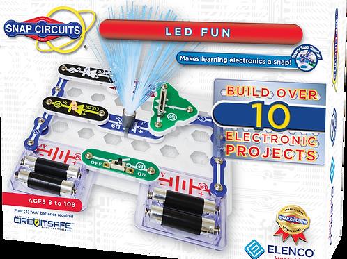 Snap Circuits - LED Fun