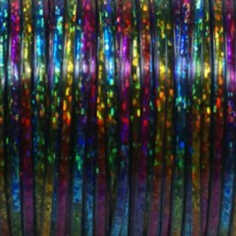 Rexlace Tie Dye 100 Foot Spool - Blue Tie Dye