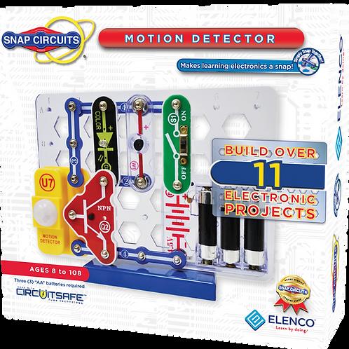Snap Circuits - Motion Detector
