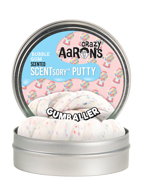 GUMBALLER - Bubble Gum Scented Putty - Medium Small Tin