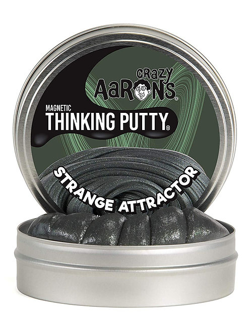 STRANGE ATTRACTOR - Magnetic Thinking Putty - Large Tin