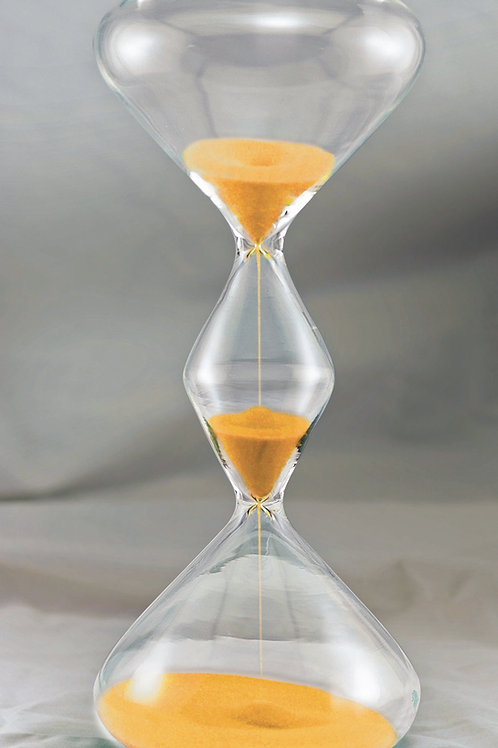 Triple Globe Timer 60 Minutes