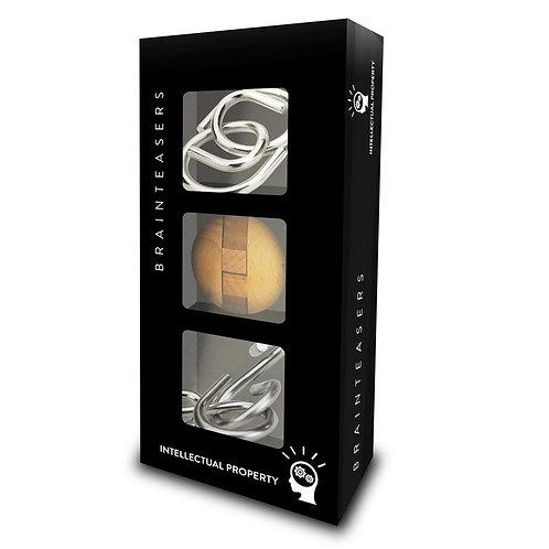 IP Black- 3 Pack