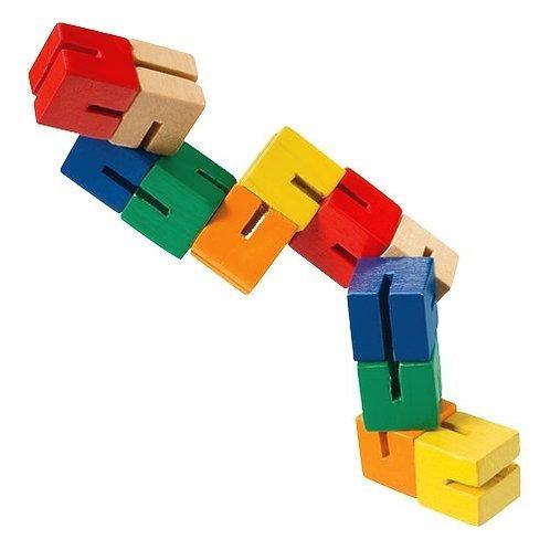 Wooden Puzzle Fidget