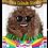 Thumbnail: KING CONGA COCONUT BACKPACK CLIP