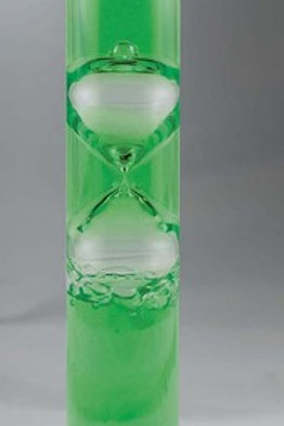 Water Sand Timer 5 Minutes