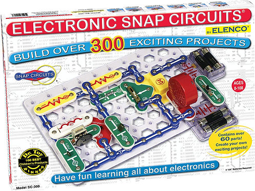 SNAP CIRCUITS CLASSIC - 300 PROJECTS