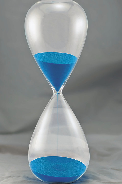 Hourglass Sand Timer 60 Minutes
