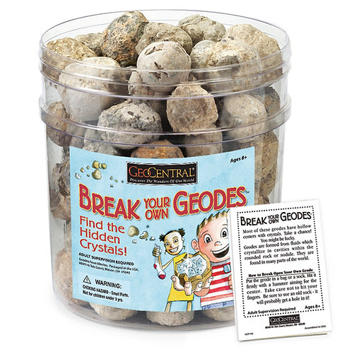 Break-Your-Own Geodes - Small