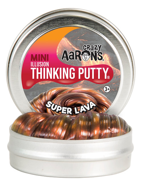 MINI SUPER LAVA - ILLUSION THINKING PUTTY