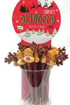 Reindeer Action Pen