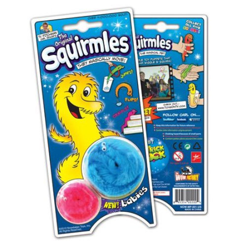 Squirmles - The Magical Pet