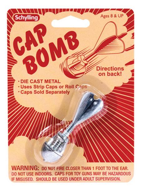 Retro Cap Bomb