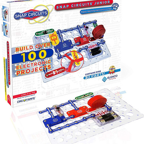 Intel - SNAP CIRCUITS JR. - 100 PROJECTS