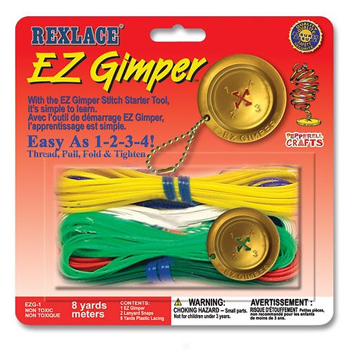 EZ Gimper Starter Pack Assortment