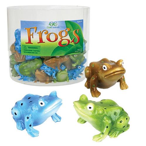 Garden Friends - Frogs