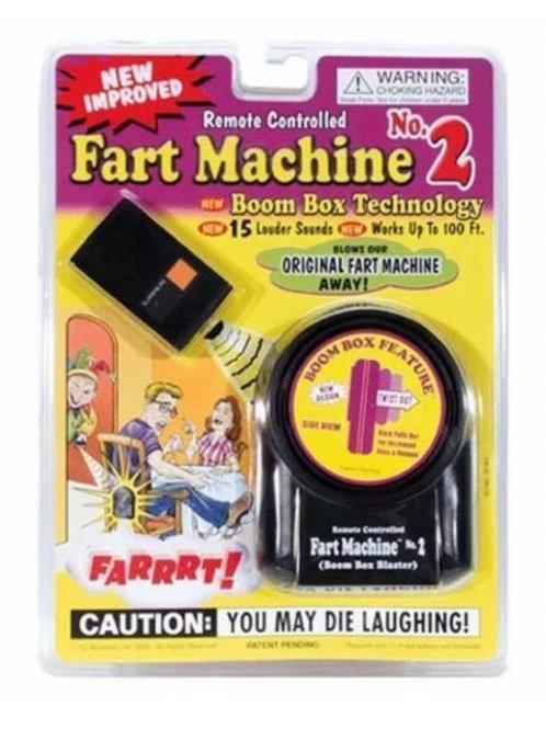 Remote Control Fart Machine No. 2