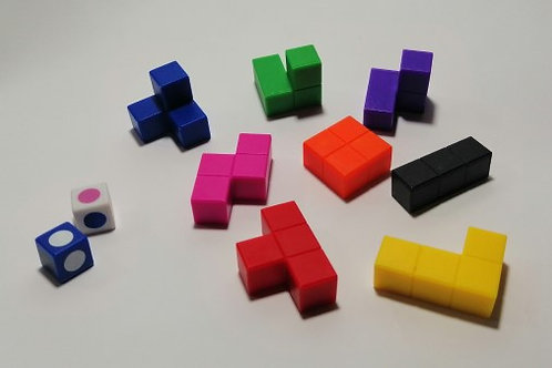 The Soma Cube Puzzle Challenge
