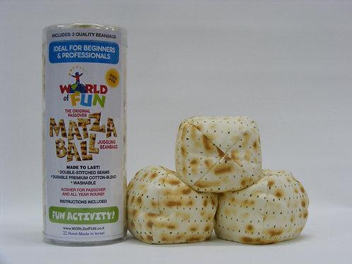 Matza Ball Beanbags - Set of Three
