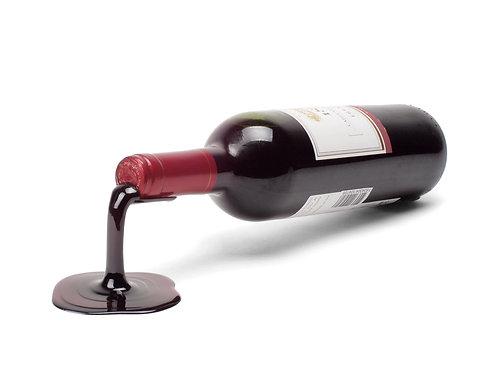Intel - Spilled Wine Bottle Holder