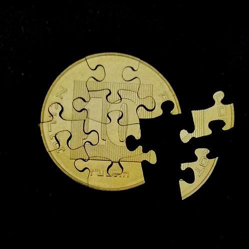 Ten Agurot 10-Piece Puzzle