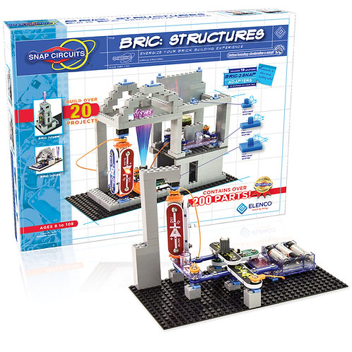 Snap Circuits - Bric: Structures