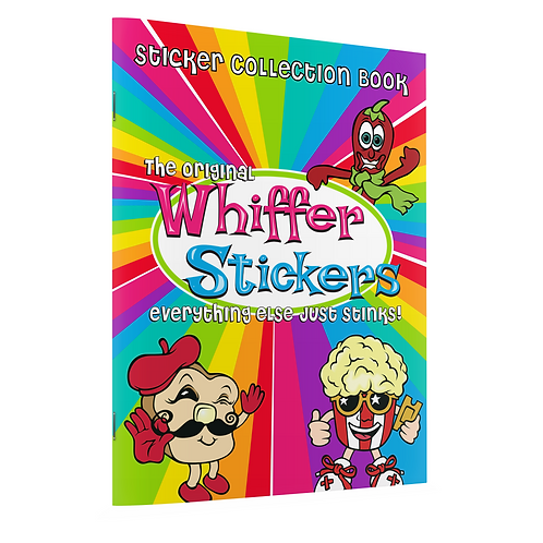 Scratch 'n Sniff Stickers - Whiffer Sniffer Mix Pack