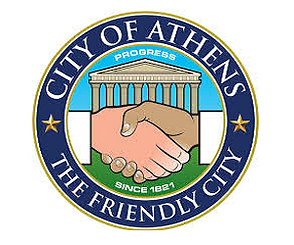 Athens City logo in frame.png