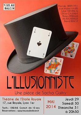 Illusionniste Asphodèles