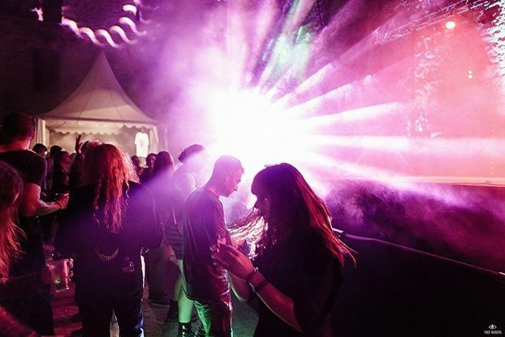 Convenanza Festival - Son Eclairages SG Audio