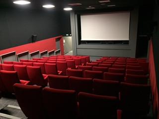 Cinéma Pépieux(11), Enceintes surround