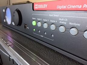 Cinéma Pépieux, Dolby Digital 5.1