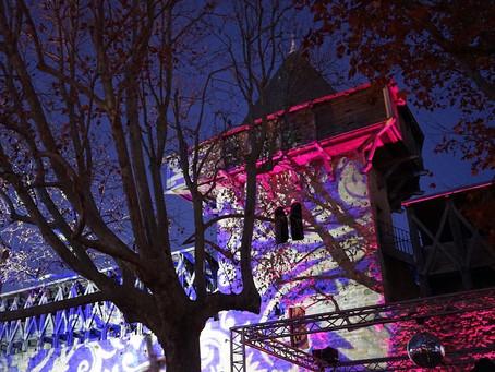 La magie de Noël à la Cité de Carcassonne !