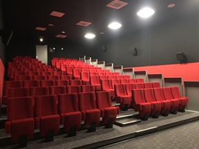 Salle de cinéma Pépieux