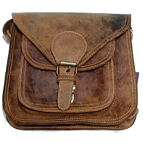 Conceal Crossbody Buffalo Leather AS